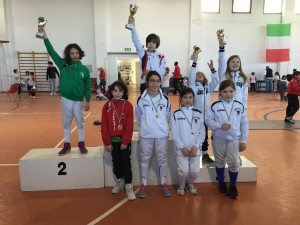 Giada Romagnoli 2° posto Ancona