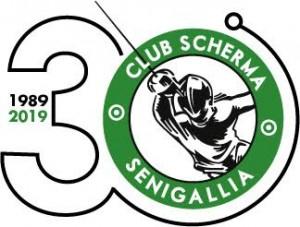 Logo 30 anni Scherma